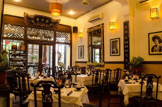 Quán ăn Huế ngon - TIB Restaurant
