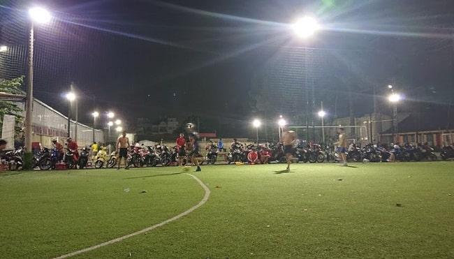 Sân bóng đá 152 - Gò Vấp