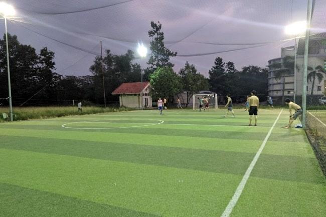 Sân bóng đá Đại Học Nông Lâm