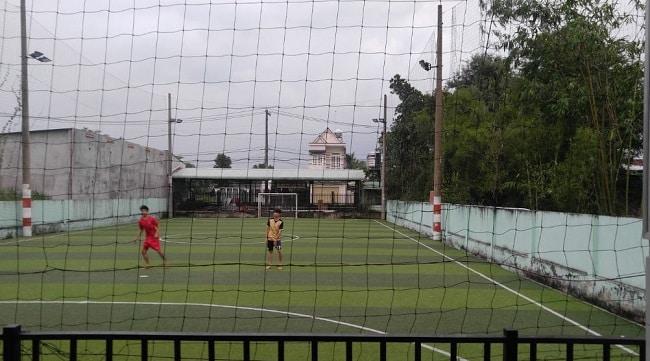 Sân bóng đá Hai Dũng