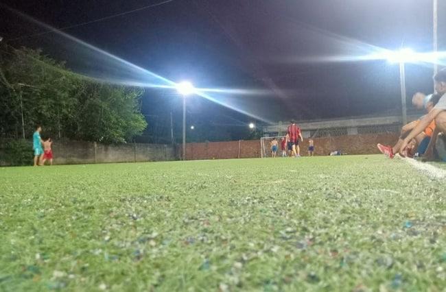 Sân bóng đá Hiệp phú - Q2