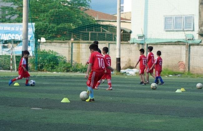 Sân bóng đá KingSport