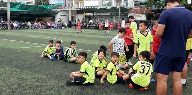 Sân bóng đá KingSport - Phú Nhuận
