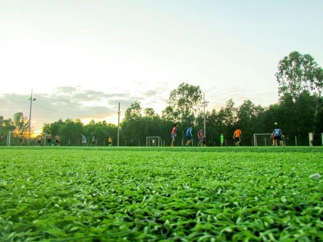 Sân bóng đá MU