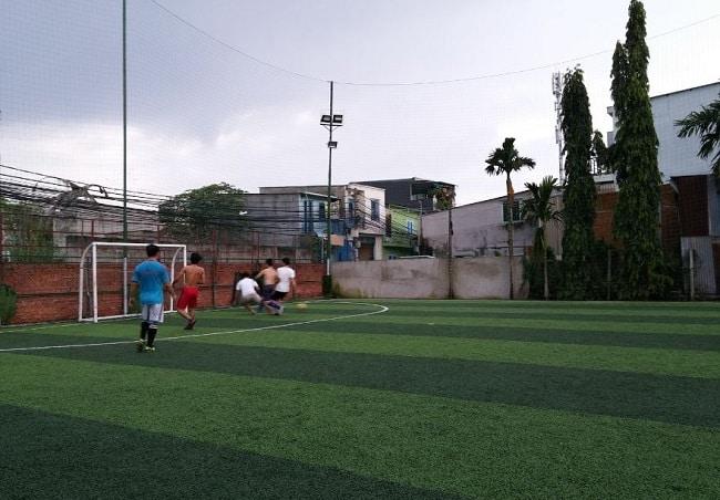 Sân bóng đá Phúc Thành