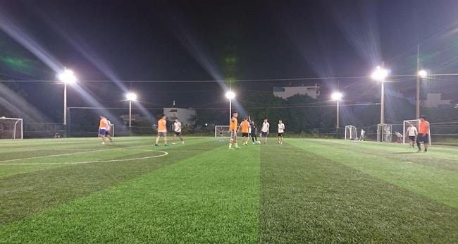 Sân bóng đá TNG - Gò Vấp