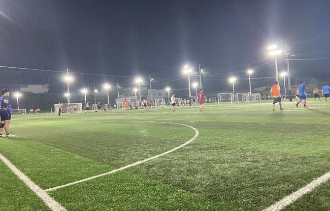 Sân bóng đá TNG
