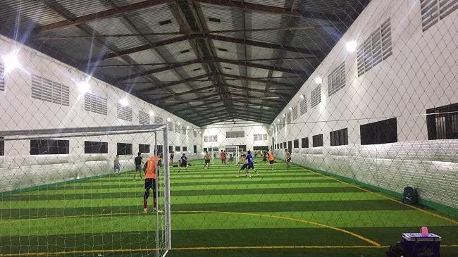 Sân bóng đá trong nhà Bắc Sài Gòn