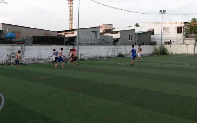 Sân bóng đá Bình Triệu 3