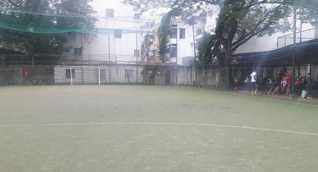 Sân bóng đá Đào Duy Anh Phú Nhuận