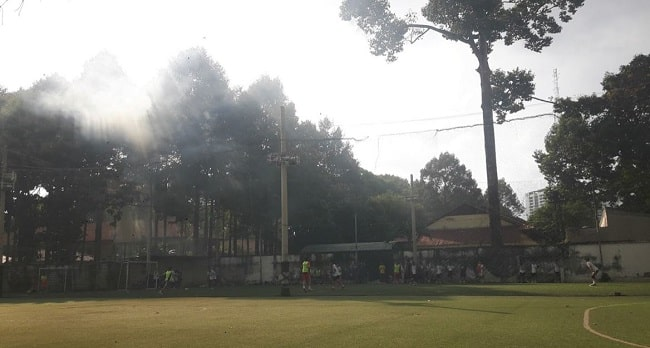 Sân bóng đá Đào Duy Anh
