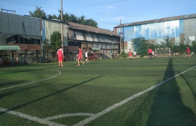 Sân bóng đá Lam Sơn - Quận 6