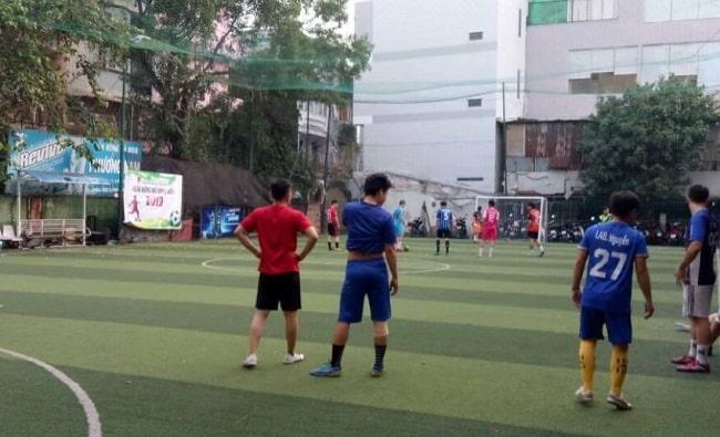 sân bóng đá Song Phát - Quận 9