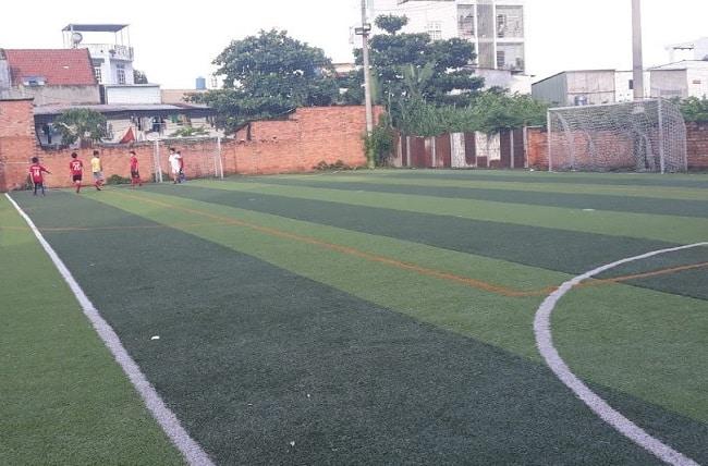 Sân bóng đá Thạch Đà - Gò Vấp