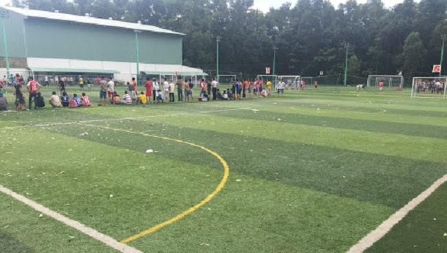 Sân bóng đá Trình Văn