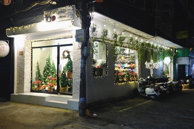 Shop hoa tươi quận 1 - TAO