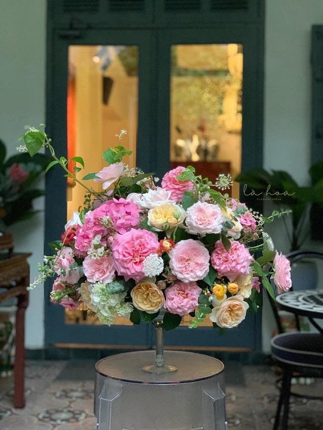 Shop hoa tươi quận 1 - Là Hoa