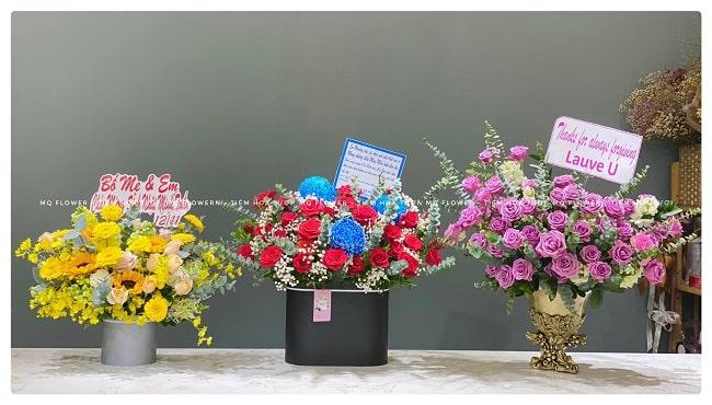 Shop hoa tươi quận 2 MQ