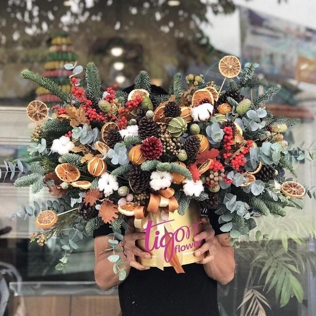 Shop hoa tươi quận 2 Tigon
