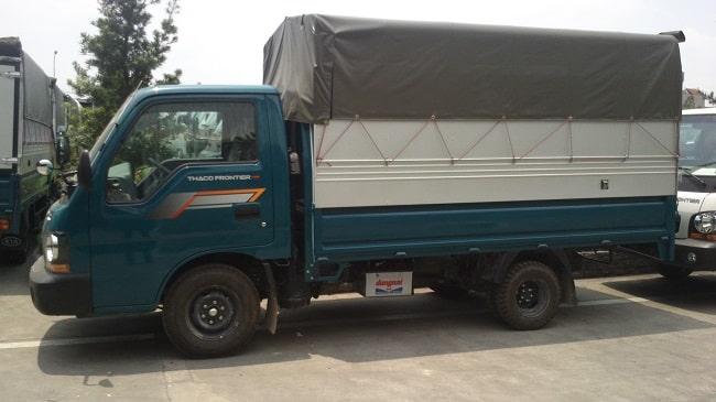 Xe tải cũ giá dươi 100 triệu - Kia 1.25 Tấn