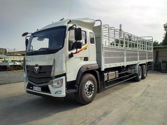 Xe tải Thaco Auman C240