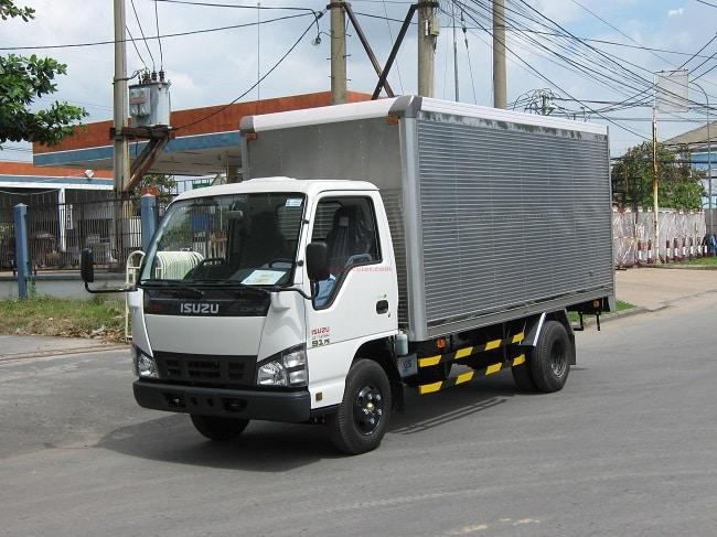 Bảng giá xe tải 1.4 tấn