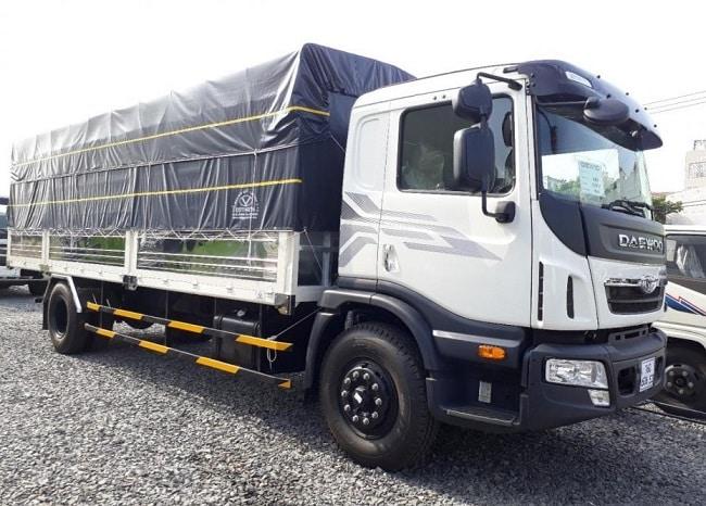 Giá xe tải 18 tấn Daewoo
