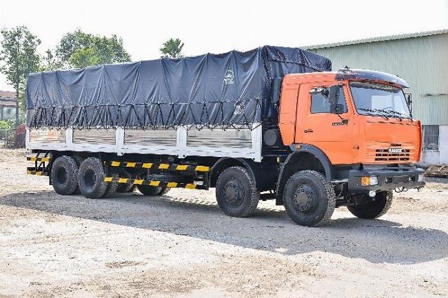 Giá xe tải 18 tấn Kamaz