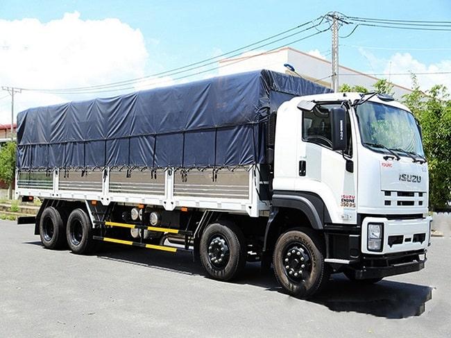 Giá xe tải 18 tấn Isuzu