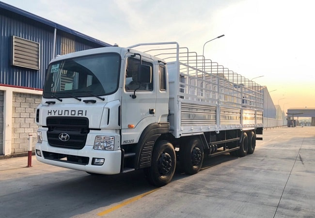 Giá xe tải 18 tấn