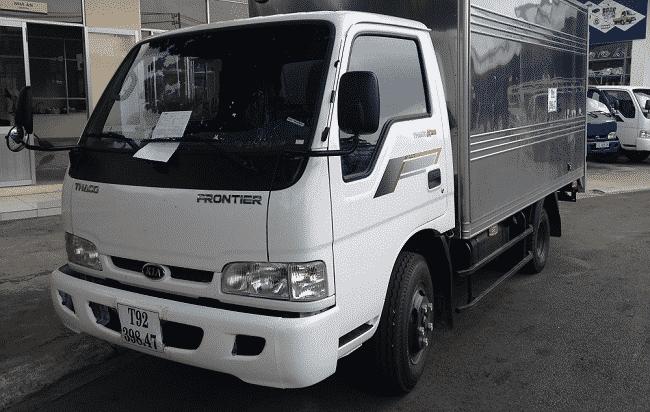 Giá xe tải 1.4 tấn Kia K3000S