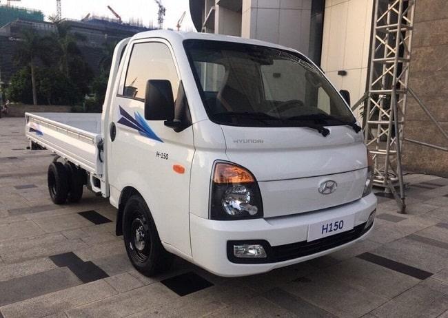 Giá xe tải 1.4 tấn Hyundai HD150