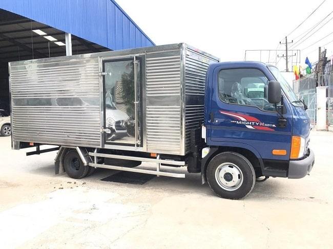 Giá xe tải 2.4 tấn Hyundai