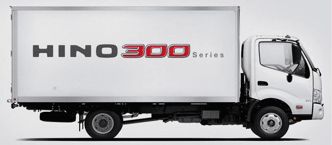 Giá xe tải 3.5 tấn Hino