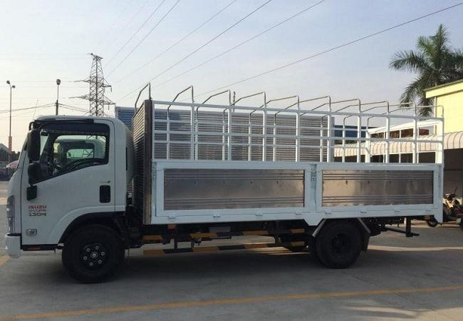 Giá xe tải 3.5 tấn Isuzu