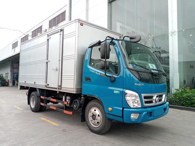 Giá xe tải 3.5 tấn Thaco