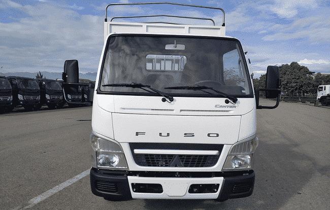 Xe tải 4 tấn Fuso