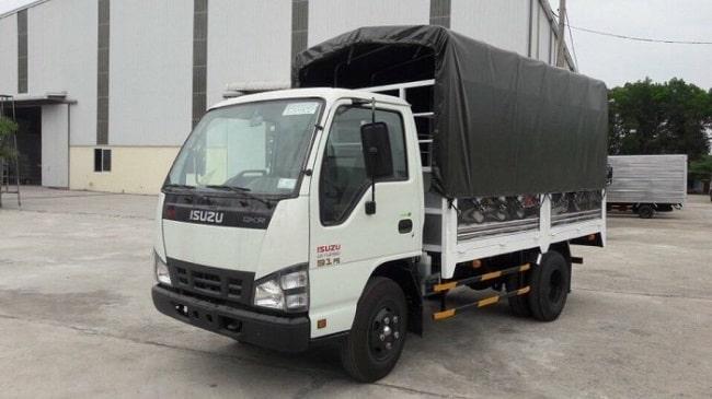 Giá xe tải 4 tấn Isuzu