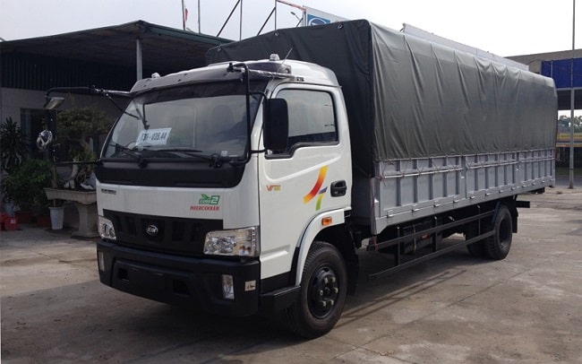 Giá xe tải 5 tấn Veam VT490