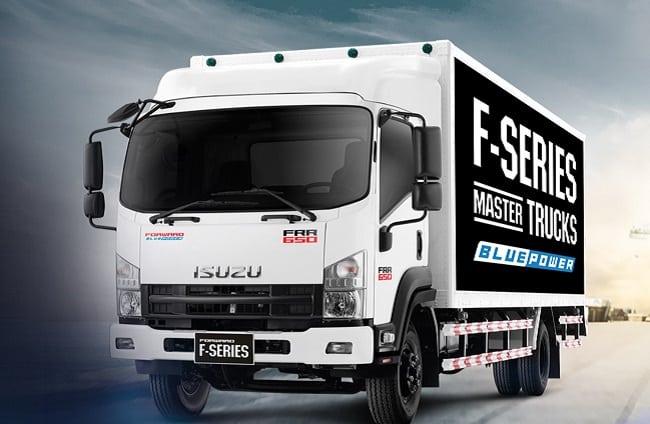 Giá xe tải 6 tấn