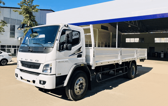 Giá xe tải 7 tấn Fuso