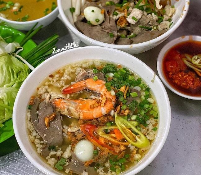 Hủ tiếu Nam Vang Đạt Thành