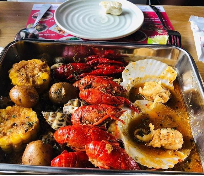 Lobster Bay - Nhà hàng Hải sản Kiểu Mỹ