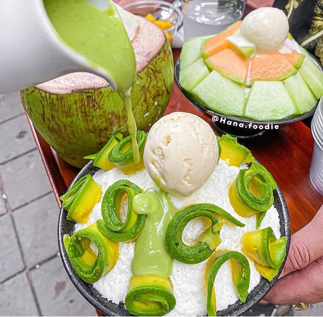 Tuyết Hoa Bingsu