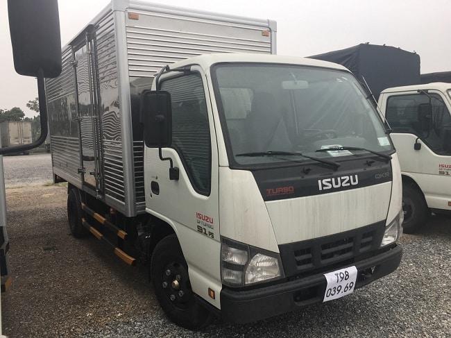Xe tải 1.4 tấn Isuzu QKR55F