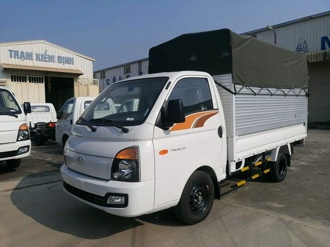 Xe tải 1.5 tấn Hyundai New Porter H150