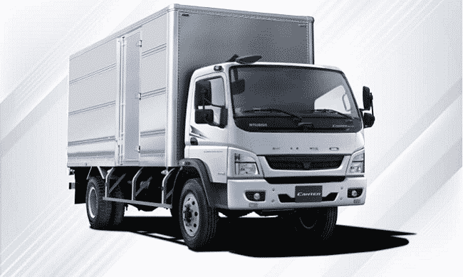 Xe tải 6 tấn Fuso