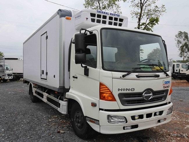Xe tải 6 tấn Hino