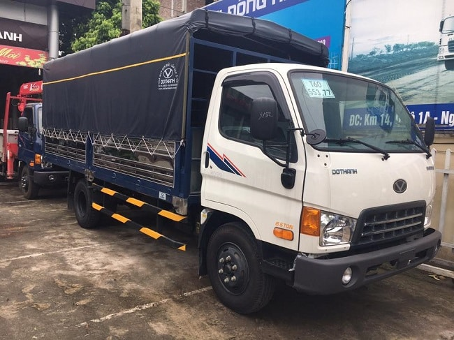 Xe tải 6 tấn Hyundai