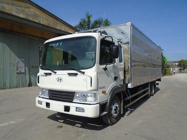 Xe tải Hyundai HD210 - Thùng Kín